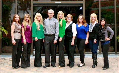 Dr. Pauls dental team